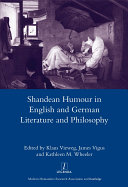Pdf Shandean Humour in English and German Literature and Philosophy Telecharger