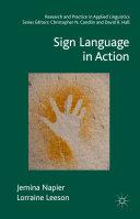 Sign Language in Action [Pdf/ePub] eBook
