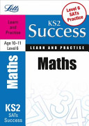 Letts Key Stage 2 Success - Math Ages 10-11 Level 6