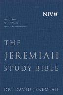 The Jeremiah Study Bible  NIV