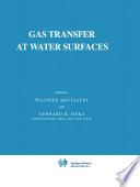 Gas Transfer At Water Surfaces Book PDF