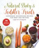 Natural Baby   Toddler Treats