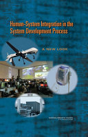 Pdf Human-System Integration in the System Development Process