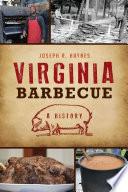 Virginia Barbecue Book