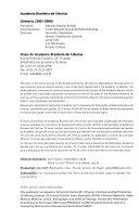Anais da Academia Brasileira de Ci  ncias Book