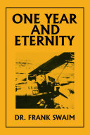 Pdf One Year and Eternity