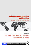 Digital Language Learning and Teaching