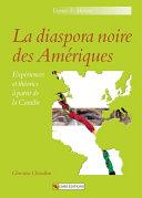 La diaspora noire des Amériques Pdf/ePub eBook