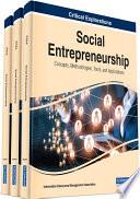 Social Entrepreneurship  Concepts  Methodologies  Tools  and Applications