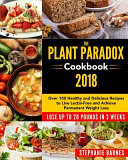 The Plant Paradox Cookbook 2018