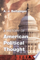 A History Of American Political Thought PDF