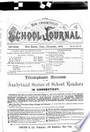 The Connecticut School Journal Book PDF