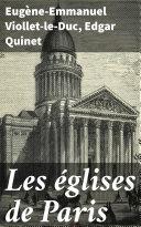 Pdf Les églises de Paris Telecharger