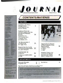 Journal - Association Canadienne Pour la Santé, L'éducation Physique Et Le Loisir