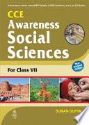 CCE Awareness Social Sciences For Class 7