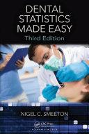 Dental Statistics Made Easy, Third Edition