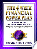 The 4 Week Financial Power Plan