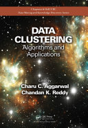 Pdf Data Clustering Telecharger
