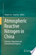 Atmospheric Reactive Nitrogen in China
