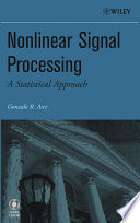Nonlinear Signal Processing Book