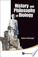History And Philosophy Of Biology