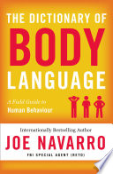 The Dictionary of Body Language Book