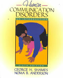 Human Communication Disorders