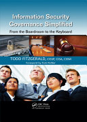 Information Security Governance Simplified