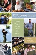 Ecopreneuring Pdf/ePub eBook