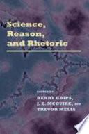 Science Reason And Rhetoric
