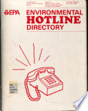 Environmental Hotline Directory