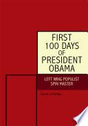First 100 Days Of President Obama Book PDF