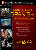 Listen 'n' Learn Spanish with Your Favorite Movies [Pdf/ePub] eBook