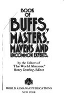 Book Of Buffs Masters Mavens And Uncommon Experts