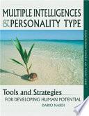 Multiple Intelligences & Personality Type