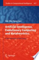 Artificial Intelligence, Evolutionary Computing and Metaheuristics