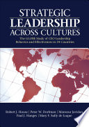 Strategic Leadership Across Cultures
