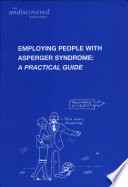 Employing People with Asperger Syndrome
