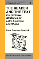Pdf The Reader and the Text