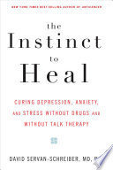 The Instinct To Heal Book