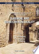 Classical And Quantum Nonlocality