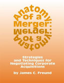 Anatomy of a Merger