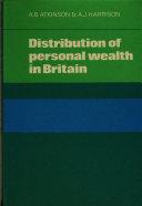 Personal Wealth in Britan