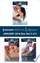 Harlequin Medical Romance January 2016 Box Set 2 Of 2