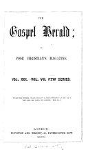 The Gospel herald; or, Poor Christian's magazine ebook