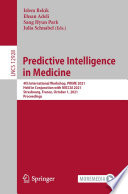 Predictive Intelligence in Medicine