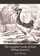 The Complete Works of Josh Billings (Henry W. Shaw)