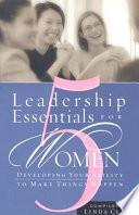 5 Leadership Essentials For Women Book