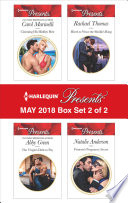 Harlequin Presents May 2018 Box Set 2 Of 2