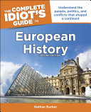 Pdf The Complete Idiot's Guide to European History, 2nd Edition Telecharger